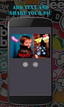 My Photo Sticker screenshot 4