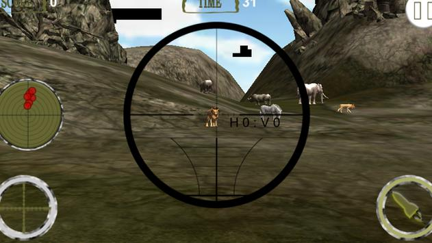 Forest Animal Sniper Hunting screenshot 1