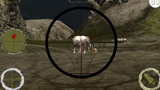 Forest Animal Sniper Hunting screenshot 3