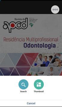 Revista da APCD screenshot 4