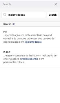 Revista da APCD screenshot 5