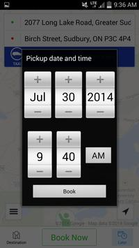 Lockerby Taxi-GO APP screenshot 4