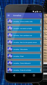 Annalisa - Direzione la vita screenshot 1