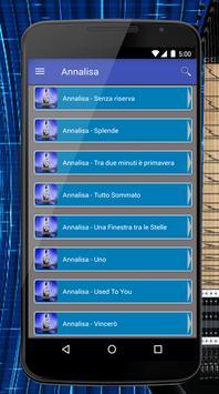 Annalisa - Direzione la vita screenshot 2