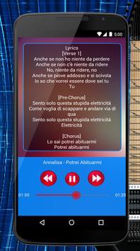 Annalisa - Direzione la vita screenshot 3