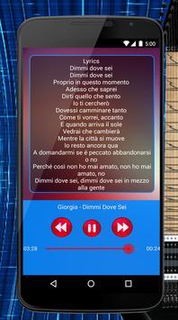 Giorgia - Scelgo ancora te screenshot 4