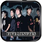 Five Minutes Lagu & Lirik icon