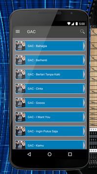 GAC - Suara poster