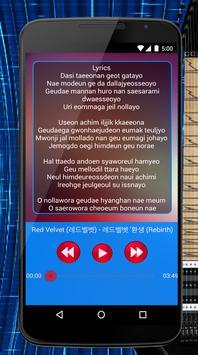 Red Velvet screenshot 4