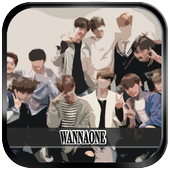 Wanna One - Beautiful icon
