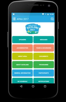 APAA 2017 apk screenshot