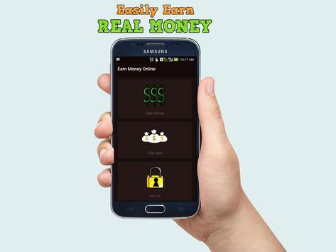 Earn Money Online apk screenshot