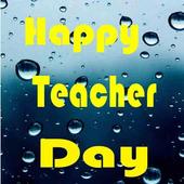 Happy Teacher's Day icon