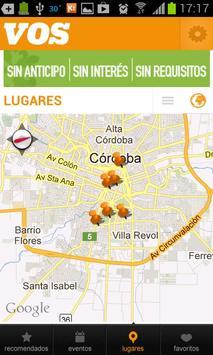 Agenda VOS apk screenshot