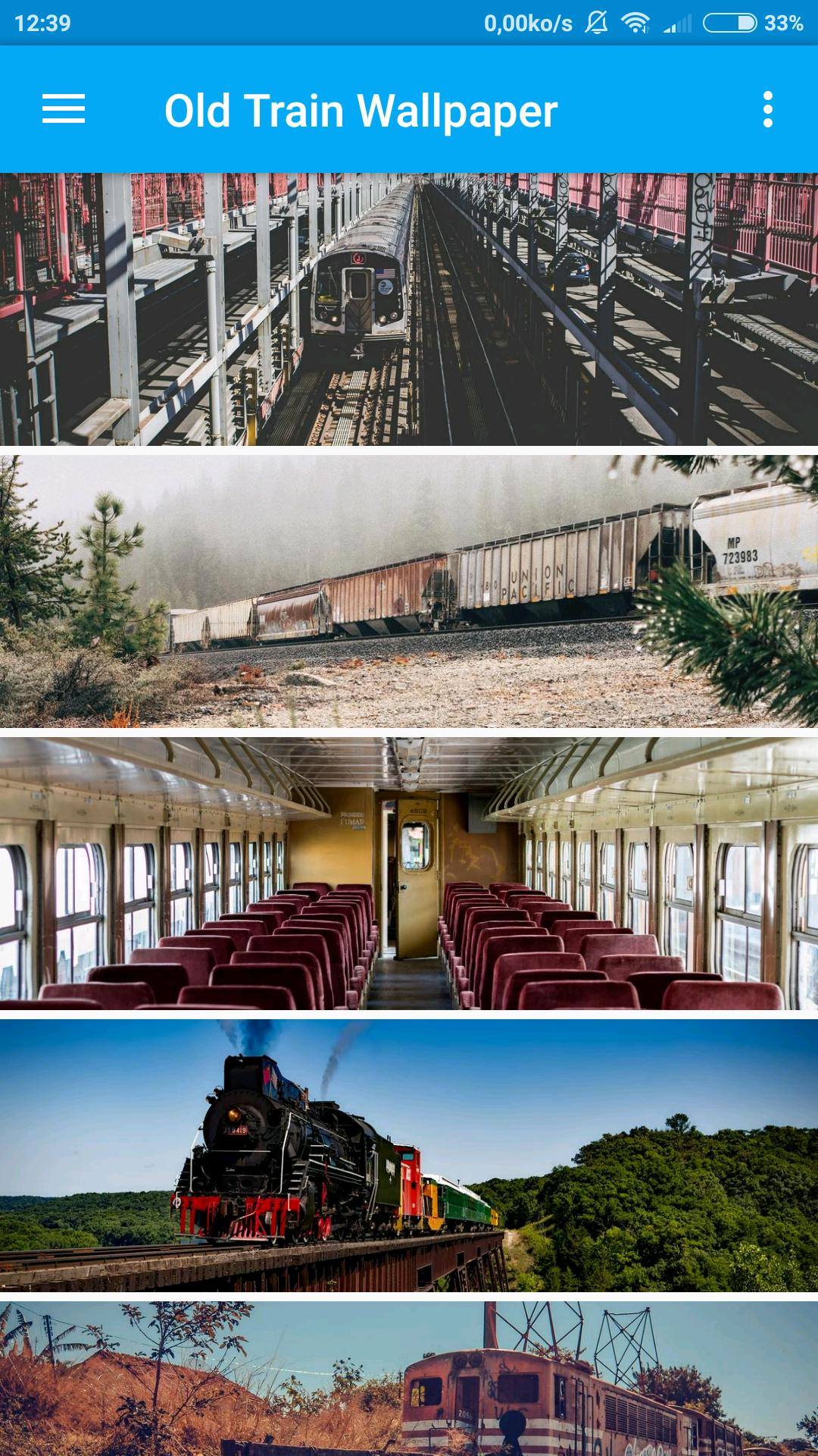 Old Train Wallpapers For Android Apk Download