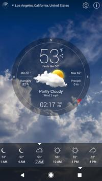 Weather Live Free apk screenshot