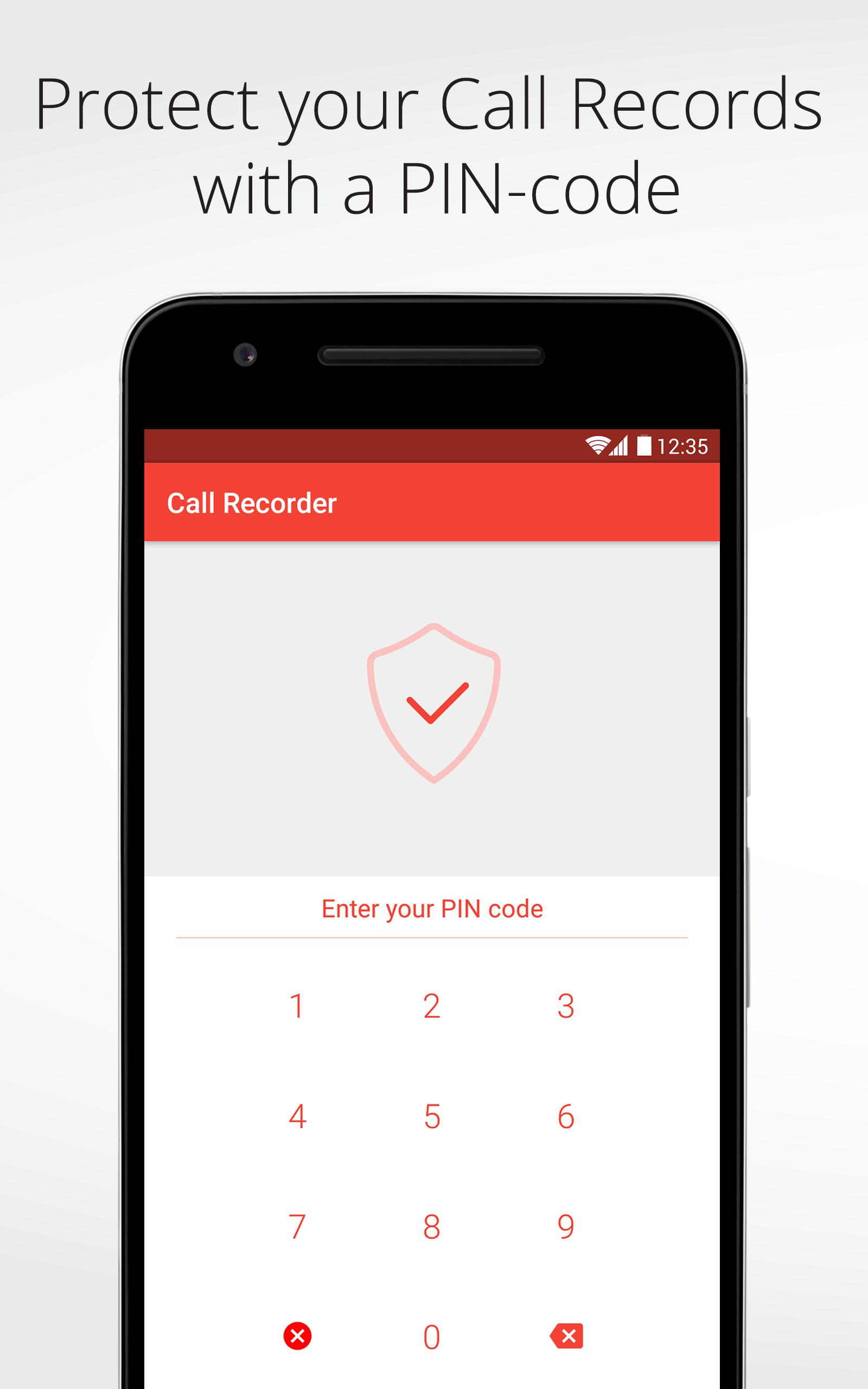 Automatic Call Recorder for Me v1.9 [Unlocked] 2