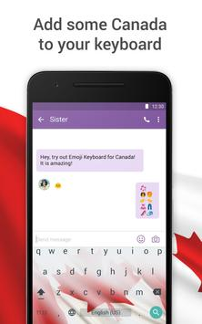 Keyboard for Me - Canada apk screenshot