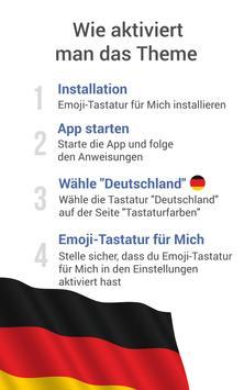Keyboard for Me - Germany apk screenshot