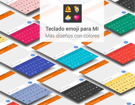 Keyboard for Me - Mexica apk screenshot
