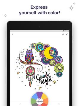 Coloring Book For Me Mandala Apk Screenshot