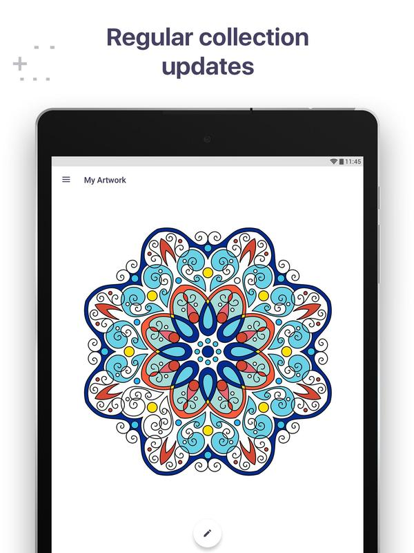 Coloring Book For Me Amp Mandala APK Download