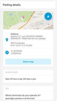 aparca&go screenshot 1