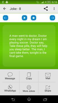 Sports Jokes apk screenshot