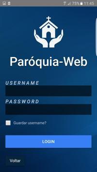 A Paróquia Web apk screenshot