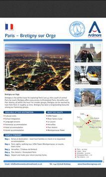 Ardmore Educational Travel screenshot 2