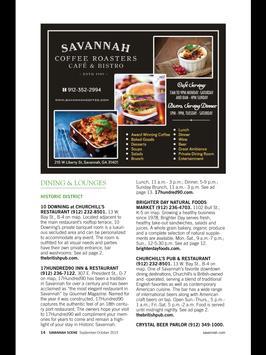 Savannah Visitor Guide apk screenshot