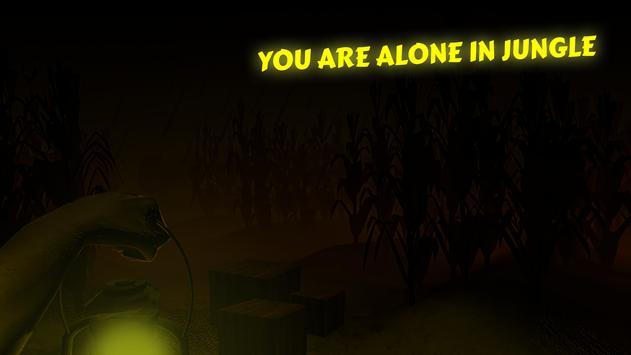 Scary Forest Run screenshot 1
