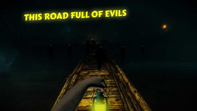 Scary Forest Run screenshot 4