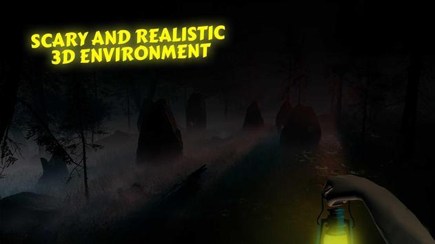 Scary Forest Run screenshot 5