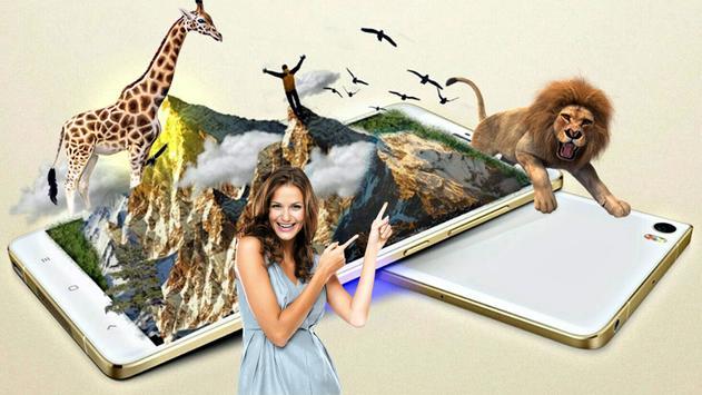 Jungle Photo Frames screenshot 4
