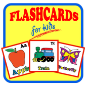 FlashCards Coloring for Kids icon