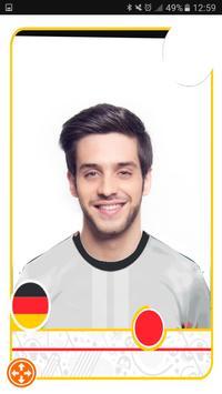 Euro France 2016 Frame apk screenshot