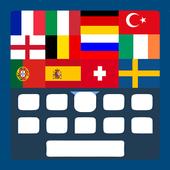 Keyboard Olympics 2016 icon