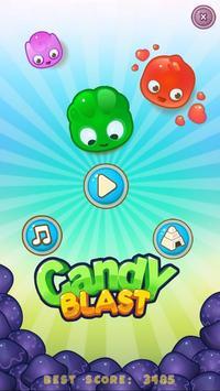 Candy Blast AP poster