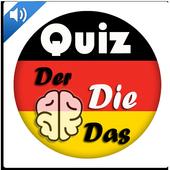 Der Die Das Quiz icon