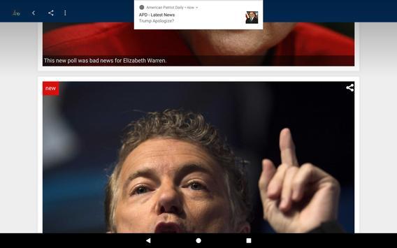 American Patriot Daily apk screenshot