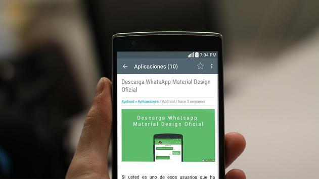 Apdroid apk screenshot