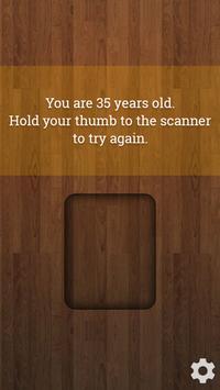 Age Scanner screenshot 2