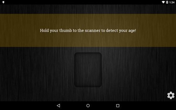 Age Scanner screenshot 6