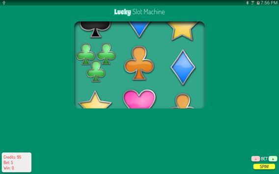 Lucky Slot Machine apk screenshot