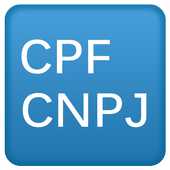 Gerador/Validador CPF & CNPJ icon