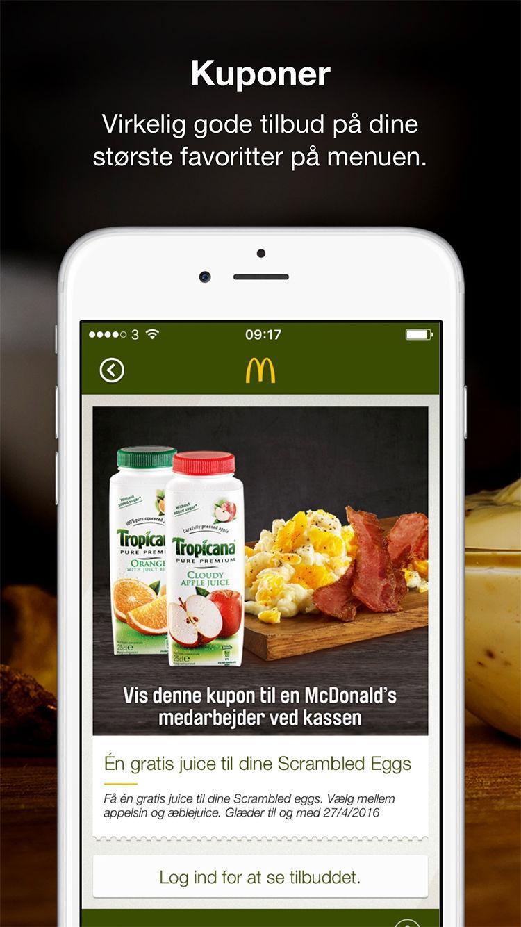 Mcdonald S Danmark For Android Apk Download