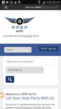 APEP AUTO apk screenshot