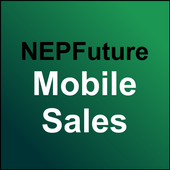 Mobile Sales NEPFuture icon