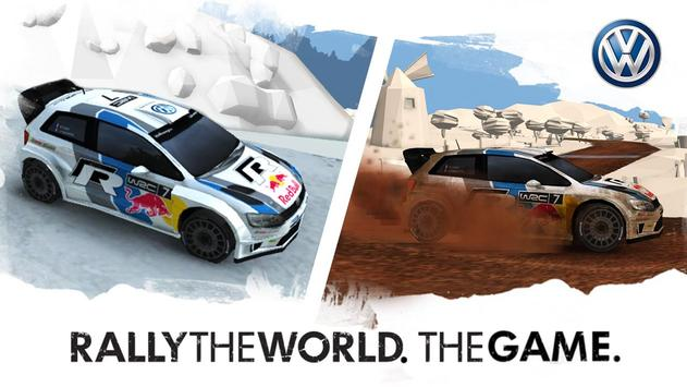 RALLY THE WORLD. THE GAME. poster